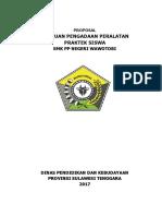 Proposal Bantuan Pembangunan Rps Takola