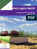 Deutsch Ganz Leicht, A2-B1