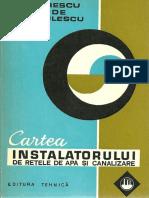 Cartea Instalatorului de Retele de Apa si Canalizare.pdf