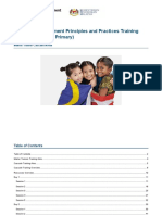 Service5.4 MasterTrainer CascadeNotes Preschool&Primary V1.0