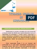 Crize in Comunicare