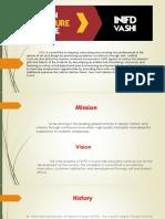 INIFDI Vashi-The cradle of designers   Interior and fashion