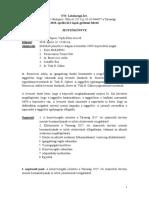 FTC Labdarúgó Zrt. - közgyűlési jegyzőkönyv 2017