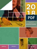 Catalogo Serie L2018