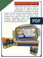 Family Kit Brochure