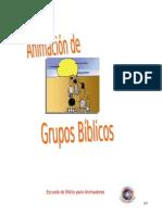 Animación de Grupos Leccion 8
