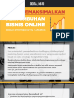 Digitalinbro eBook Strategi Digital Marketing Untuk Bisnis Online