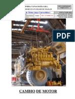 3 PST Cambio Motor 793C