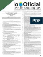 Edital ISS São Luís