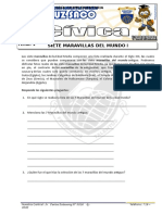 Civica - 6to Grado - IV Bimestre - 2014