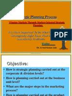 Analyzing Market Opp-Strategic Planning