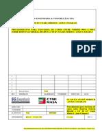 Procedimento Específico Travessia LD + Rodovia