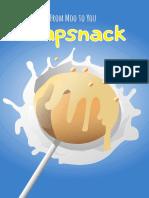 Zap Snack Poster