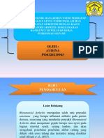 PPT Reumathoid Artritis - Copy