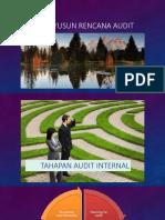 Menyusun Rencana Audit
