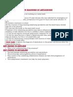 A New Diagnosis of Amyloidosis(1)