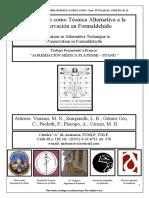 Viscuso, Matías Nicolás - Plastinación como Técnica Alternativa a la Conservación en Formaldehído - Categoría Agremiación Médica Platense Stand 2017