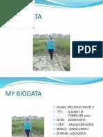 Melinda Biodata