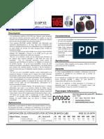 H10P3E Orejeras 3M Peltor - Optime 105