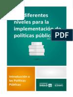 2 _Los diferentes niveles para la implementación.pdf