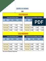 COSTO IDIOMAS 2018.pdf