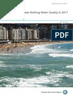 Europsko istraživanje o kvaliteti vode za kupanje