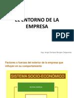 El Entorno de La Empresa-clase 02