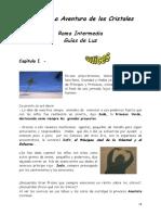 Anexo II Cuentos- Aventura de Los Cristales - Cap I y II