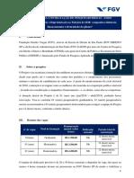 Edital de Pesquisadores Projeto Eleicoes 002