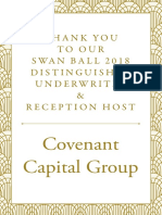 Swan Ball Underwriters
