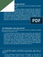 INSTITUIÇÕES_ Arquivos, Bibliotecas e Museus