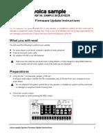 Volca Sample Firmware Update_EN_0130