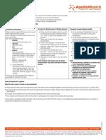 20160923 Optima Restore Claim Procedure