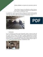 Operaciones Unitarias - Produccion de Aceite de Palma