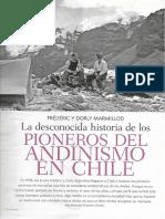 Marmillod - Pioneros del Andinismo