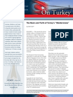 "The Back and Forth of Turkey's ""Westernness"""