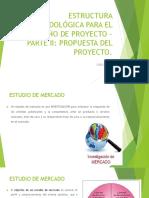Estructura Metodológica Para El Diseño de Proyecto –