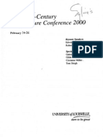 2000 Program