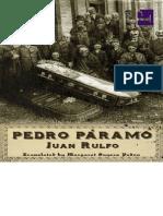 Juan Rulfo Pedro Paramo