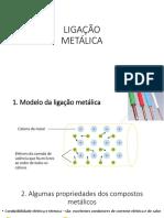 Ligação Metálica - Cópia