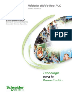 Guía de Aplicación Modulo Didactico PLC Twido Modular