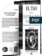 Chi Kung - El Tao De La Respiracion Natural.pdf