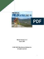 Field Genius 2007