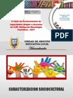 PPT Caracterización Sociocultural