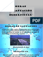 obras de captacion superficial U2.. abastecimiento de agua potable.pptx
