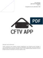 Guia Rápido App Cftv App