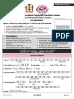 JAMVAT Application Form 2018 2019 0