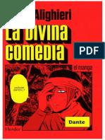 Alighieri - La divina comedia, el manga.pdf