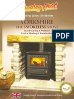 Yorkshire Multifuel Stove