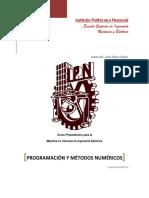 260436210 Metodos Numericos y Su Programacion en C